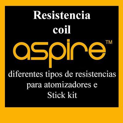 Resistencias / Coils Aspire