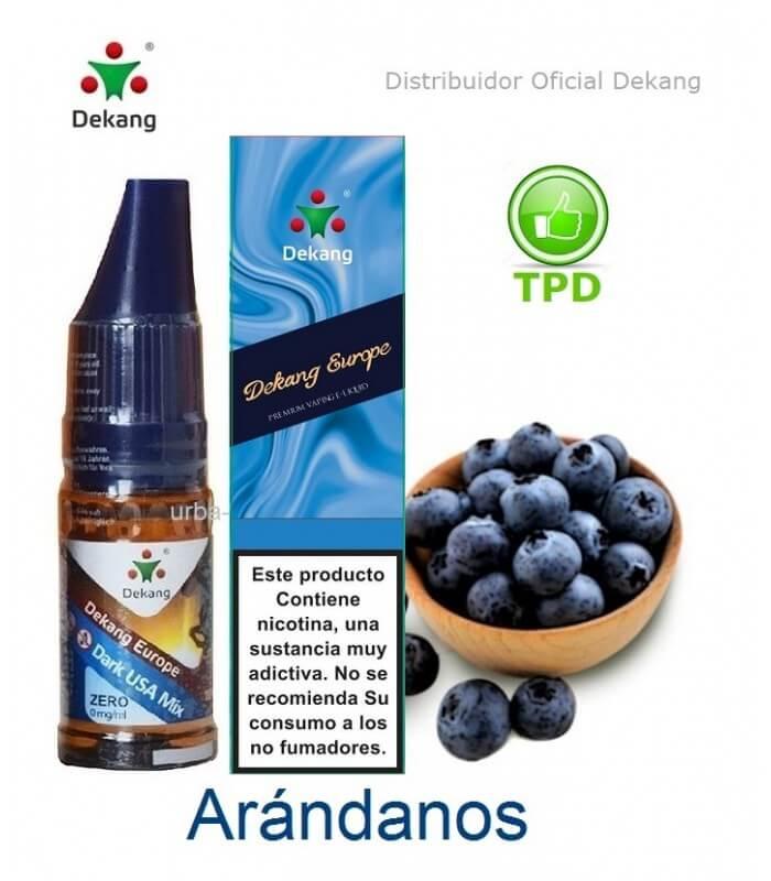 Dekang – Arándanos / Blueberry