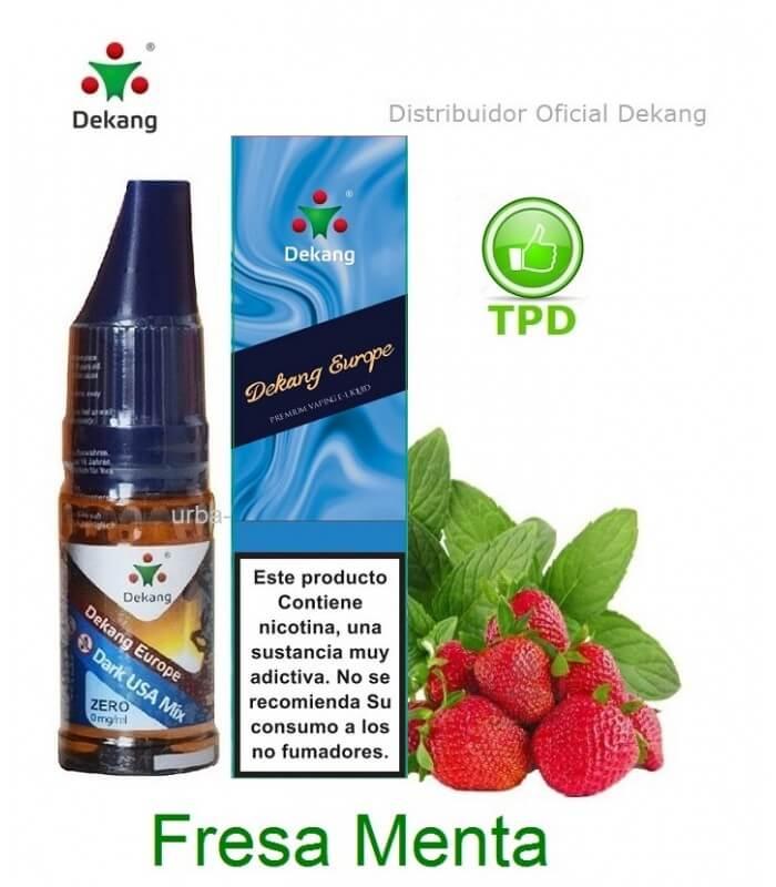 Dekang – Fresa Menta / Strawberry Mint