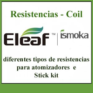 Resistencias / Coils Eleaf