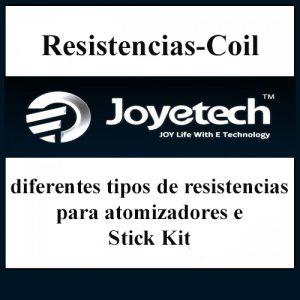 Resistencias / Coils Joyetech