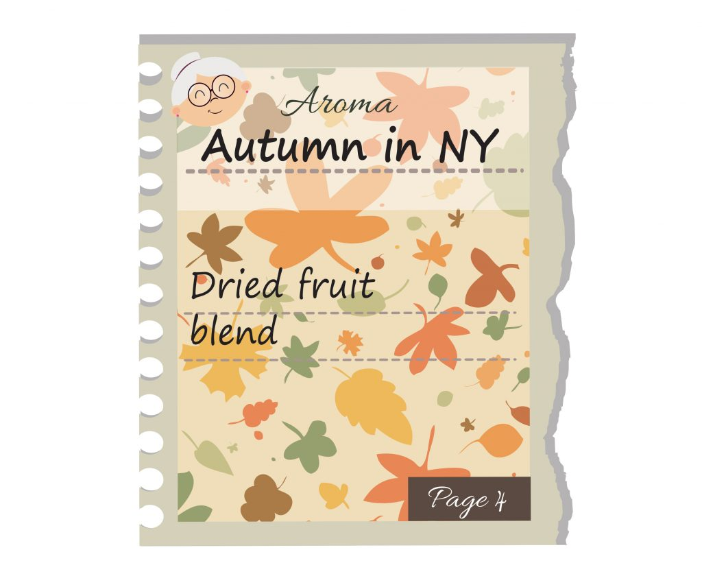 Autumn In NY – Aromas