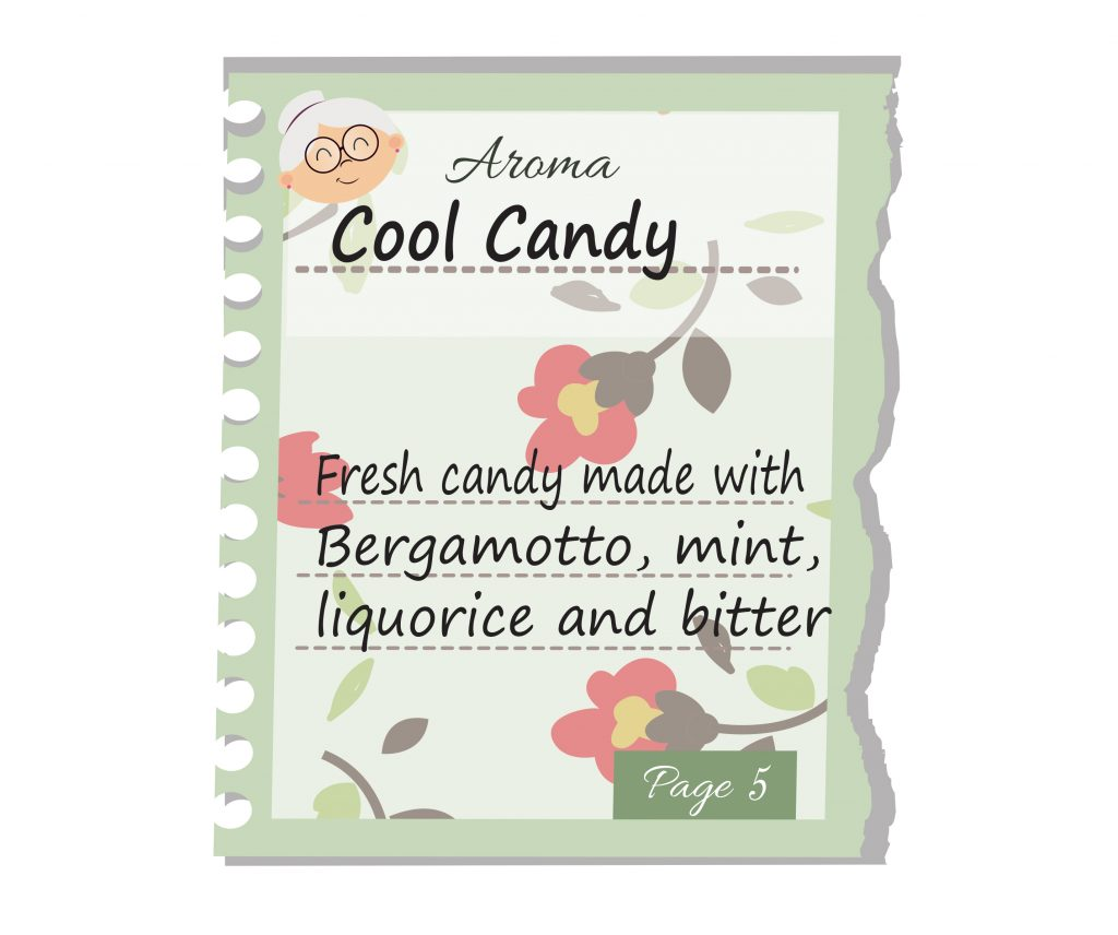 Cool Candy – Aromas