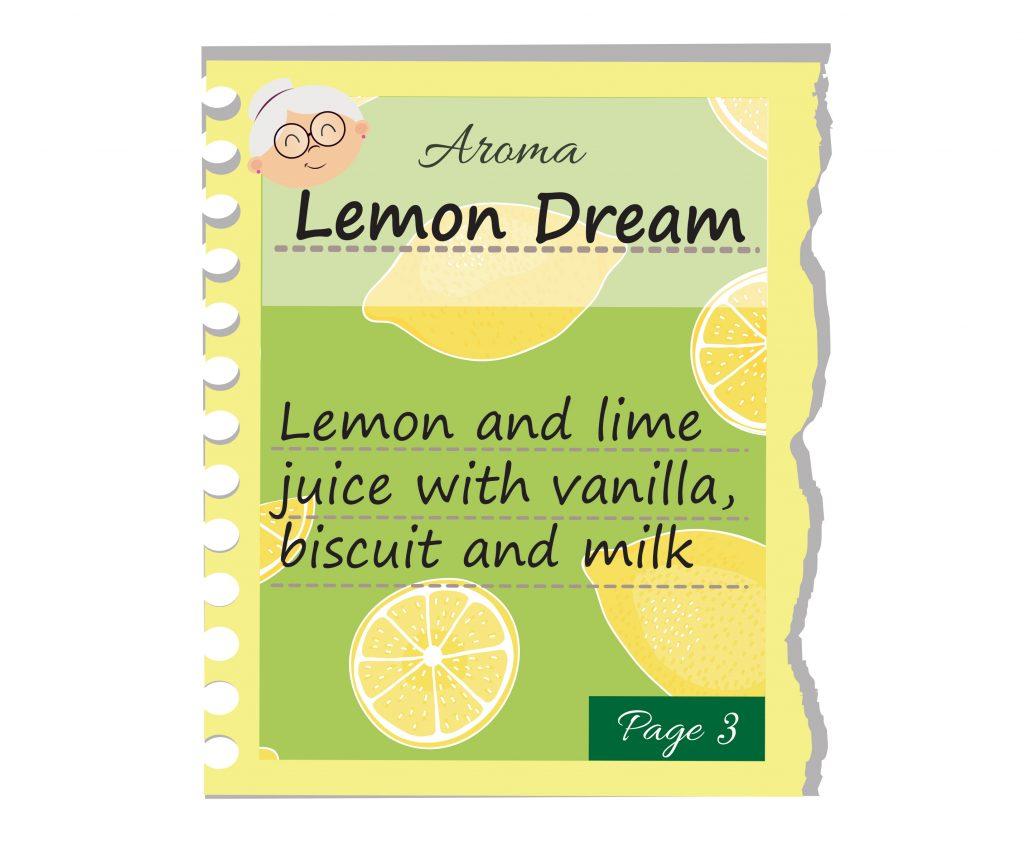 Lemon Dream – Aromas