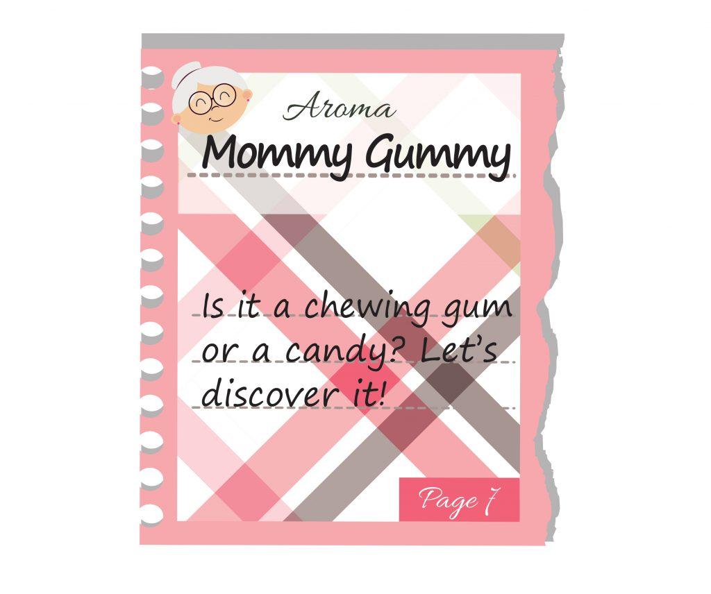 Mommy Gummy – Aromas