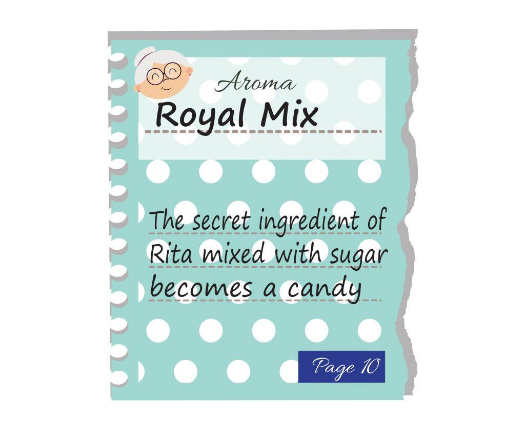 Royal Mix – Aromas