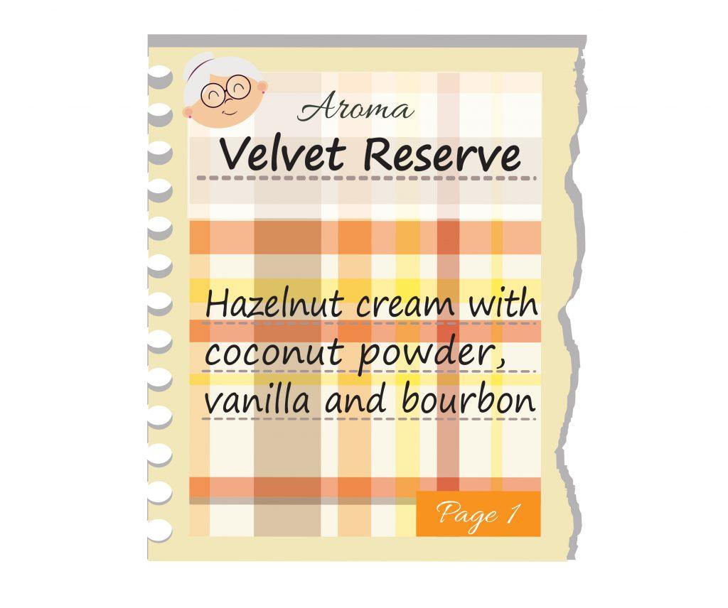 Velvet Reserve – Aromas