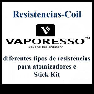 Resistencias / Coils Vaporesso