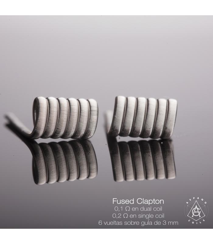 Fused Clapton 0.8/0.4 – Aspano