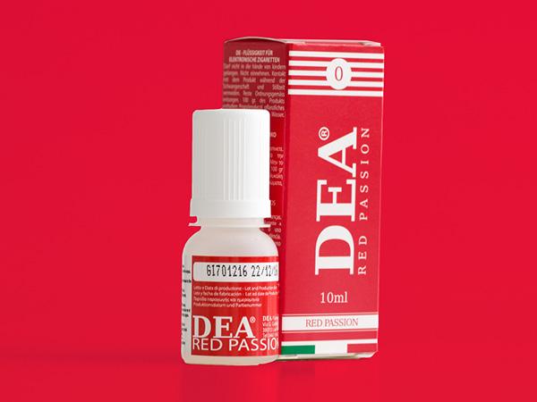 DEA Red Passion