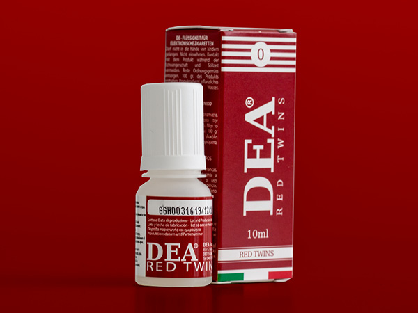 DEA Red Twins