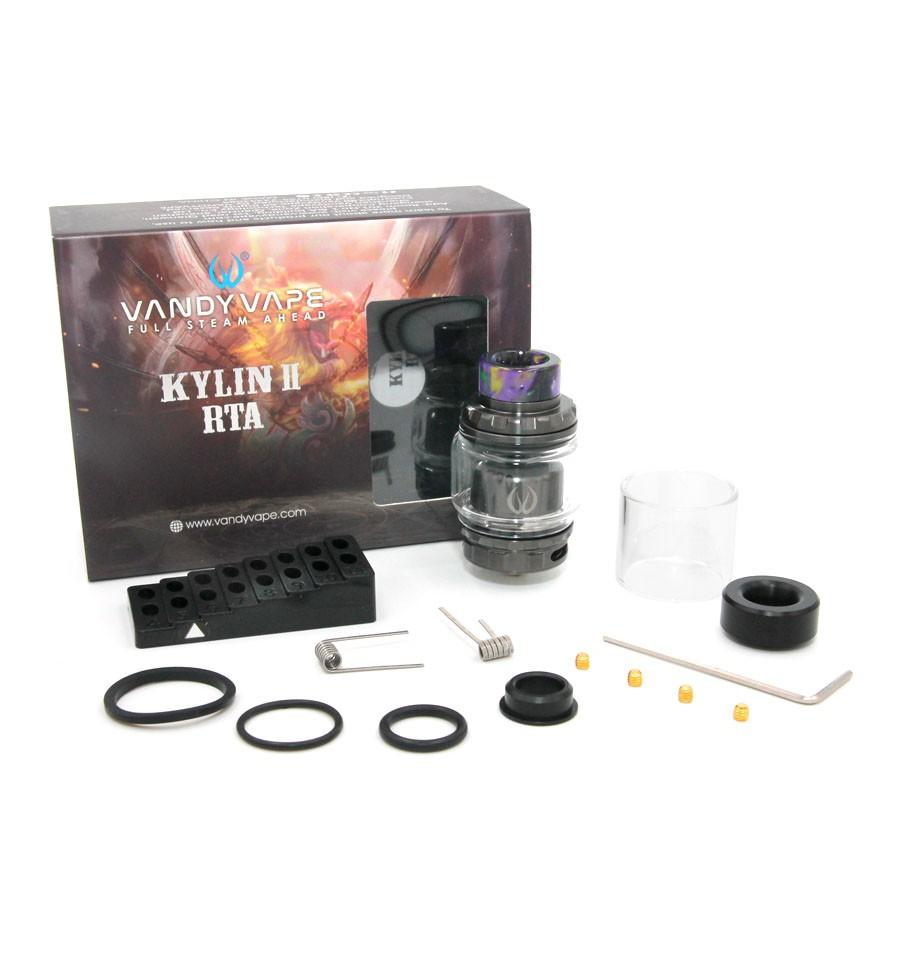 Atomizador Vandy Vape Kylin II RTA