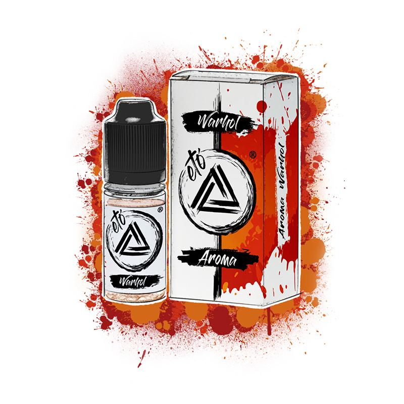 Etó Warhol – Aromas