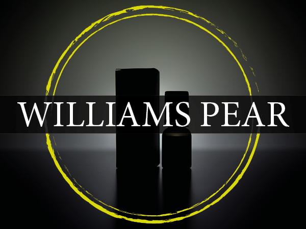 DEA Pera Williams – Aromas