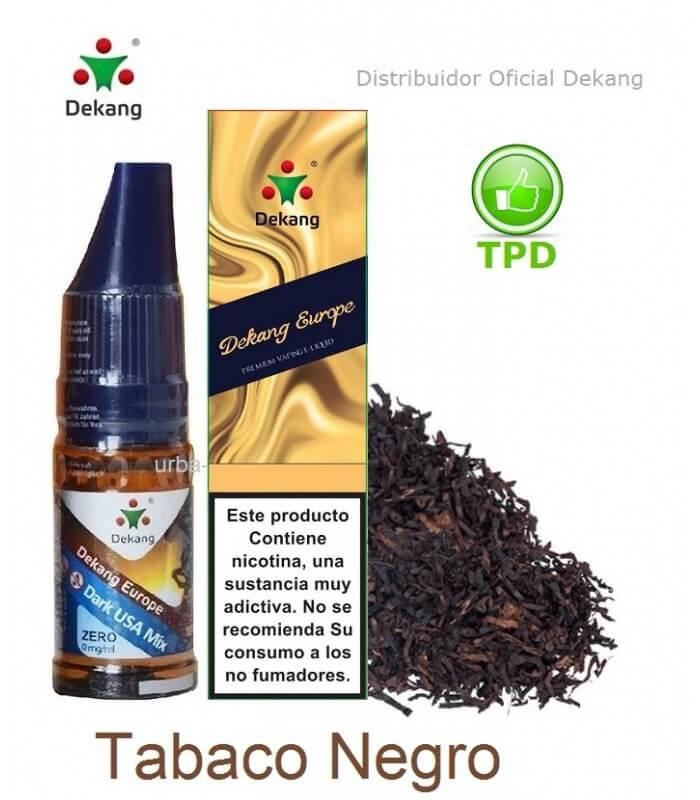 Dekang – Tabaco Negro